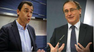Fernando Martínez Maíllo y Alfonso Alonso, ambos suenan para secretario general del PP.