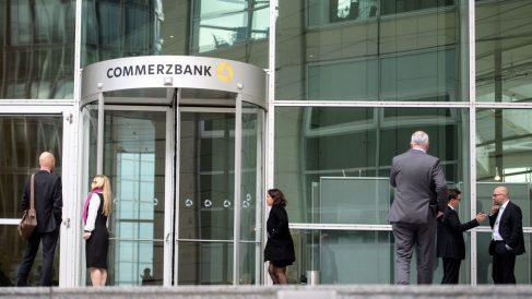 Oficina de Commerzbank (Foto: Getty)