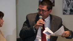 El concejal de Economía, Carlos Sánchez Mato, en una intervención pública. (Foto: AM)