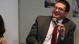 El concejal de Economía y Hacienda, Carlos Sánchez Mato. (Foto: AM)