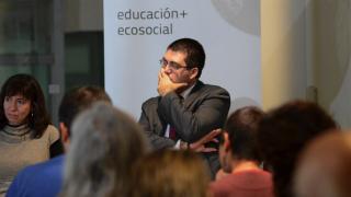 El concejal de Economía y Hacienda del Ayuntamiento de Madrid, Carlos Sánchez Mato. (Foto: AM)