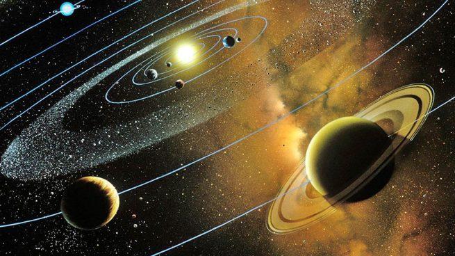¿A qué velocidad se mueven los planetas?