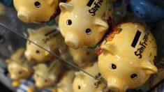 Tradicionales huchas con forma de cerdito. (Foto: Getty)