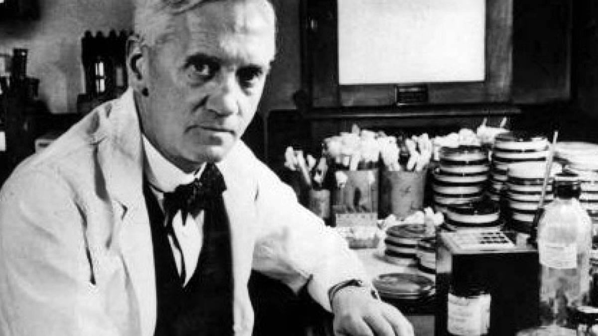 penicilina fleming descubrimiento