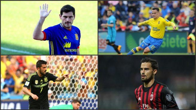 De Casillas a Villa: todos los jugadores que 'se venden' a Lopetegui
