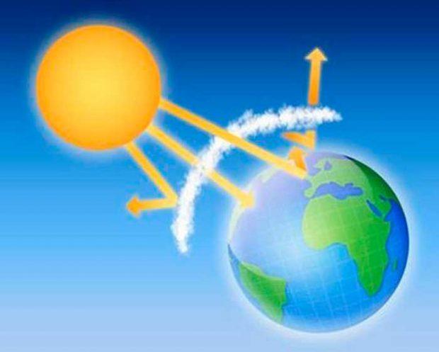 Qué provoca el efecto invernadero en la Tierra?