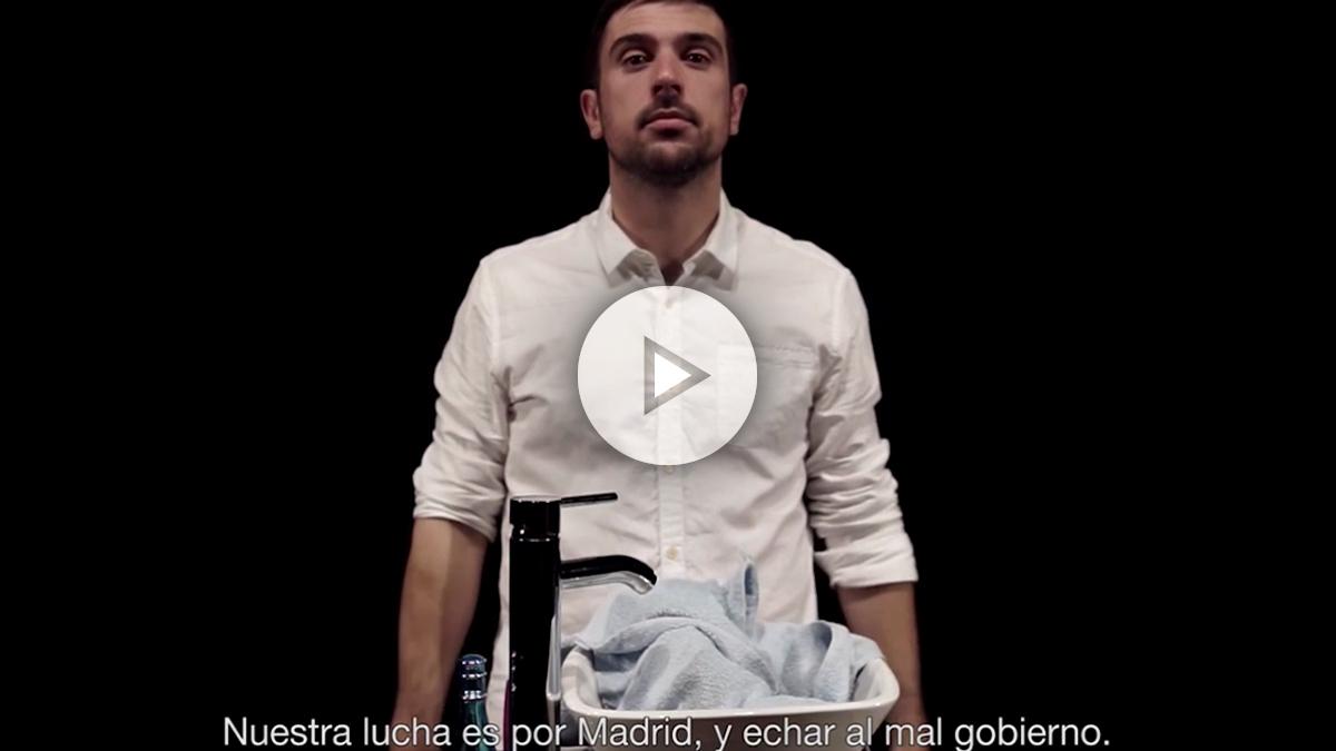 Vídeo de la candidatura Juntas Podemos, de Ramón Espinar.
