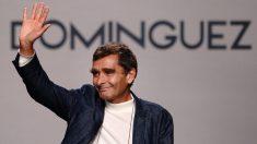Adolfo Dominguez, en la Pasarela Cibeles en 2011 Foto: Getty)