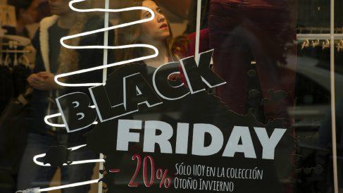 Descuentos Black Friday.