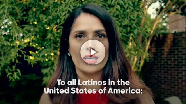 Hillary Clinton tiene el apoyo masivo del voto latino en EEUU