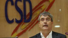 Miguel Cardenal, en la sede del CSD. (EFE)
