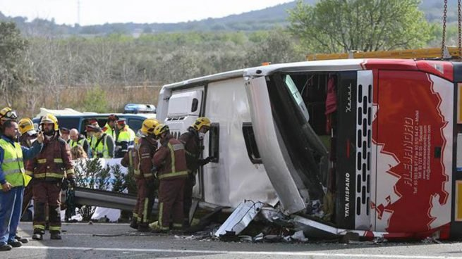 Accidente-Autobús-Argentina