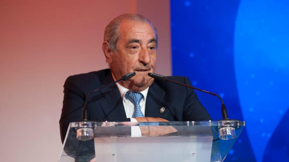 Juan José Hidalgo, presidente de Globalia (Foto: Globalia).