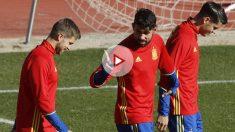 Diego Costa abandona la concentración con la selección. (EFE)