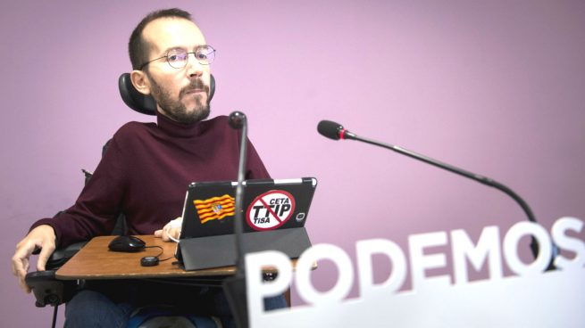 Echenique-Podemos-Rajoy