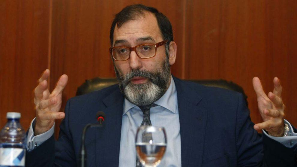 El juez Eloy Velasco, ex magistrado de instrucción en la Audiencia Nacional. (Foto: Efe)