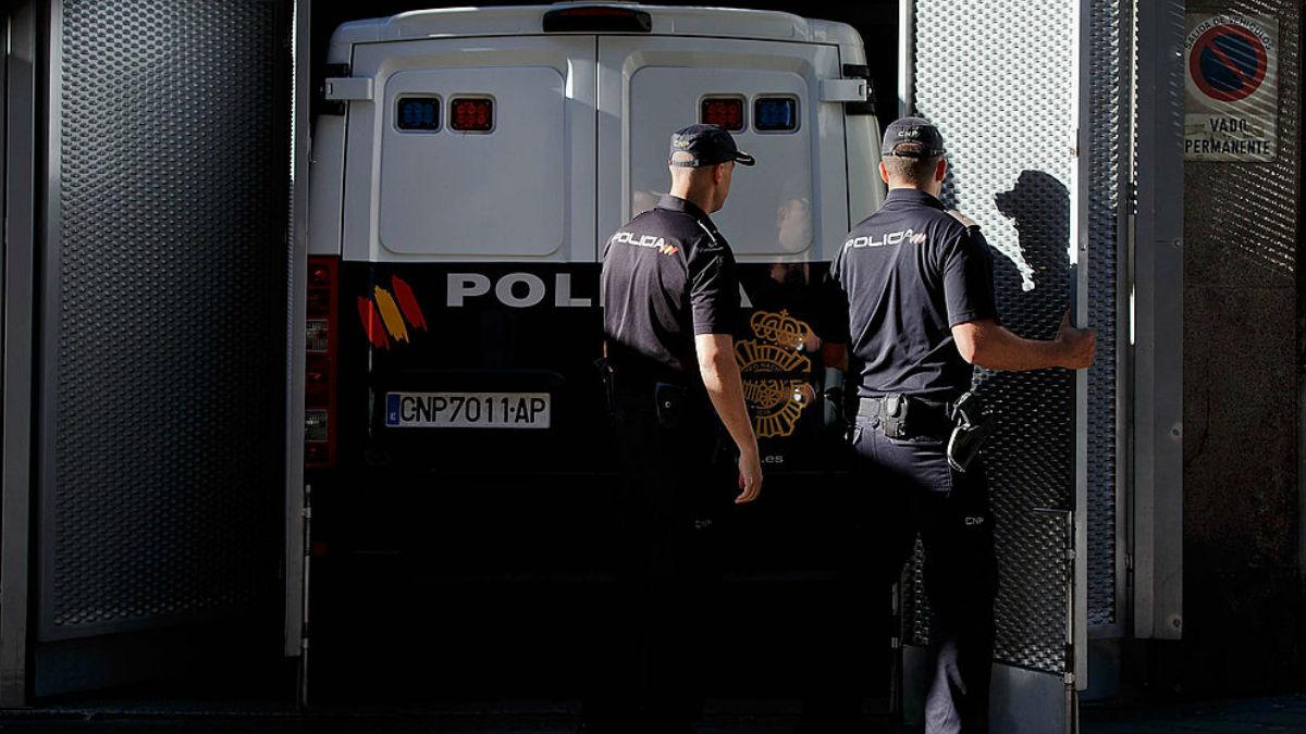 Imagen de archivo de la Policía Nacional (Foto: Getty)