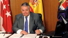 Miguel Ángel Santamaría, ex alcalde del PP. (Foto: Ayto. Colmenar)