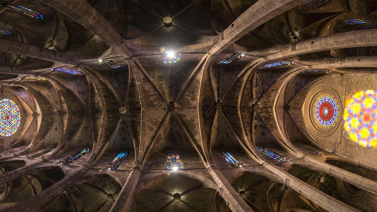 Catedral de Palma. (Foto: EFE)