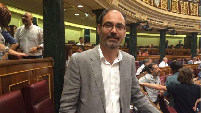 Alberto Montero logra en Málaga el único triunfo de los errejonistas en primarias