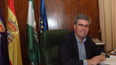El secretario de Hacienda, José Enrique Fernández Moya.