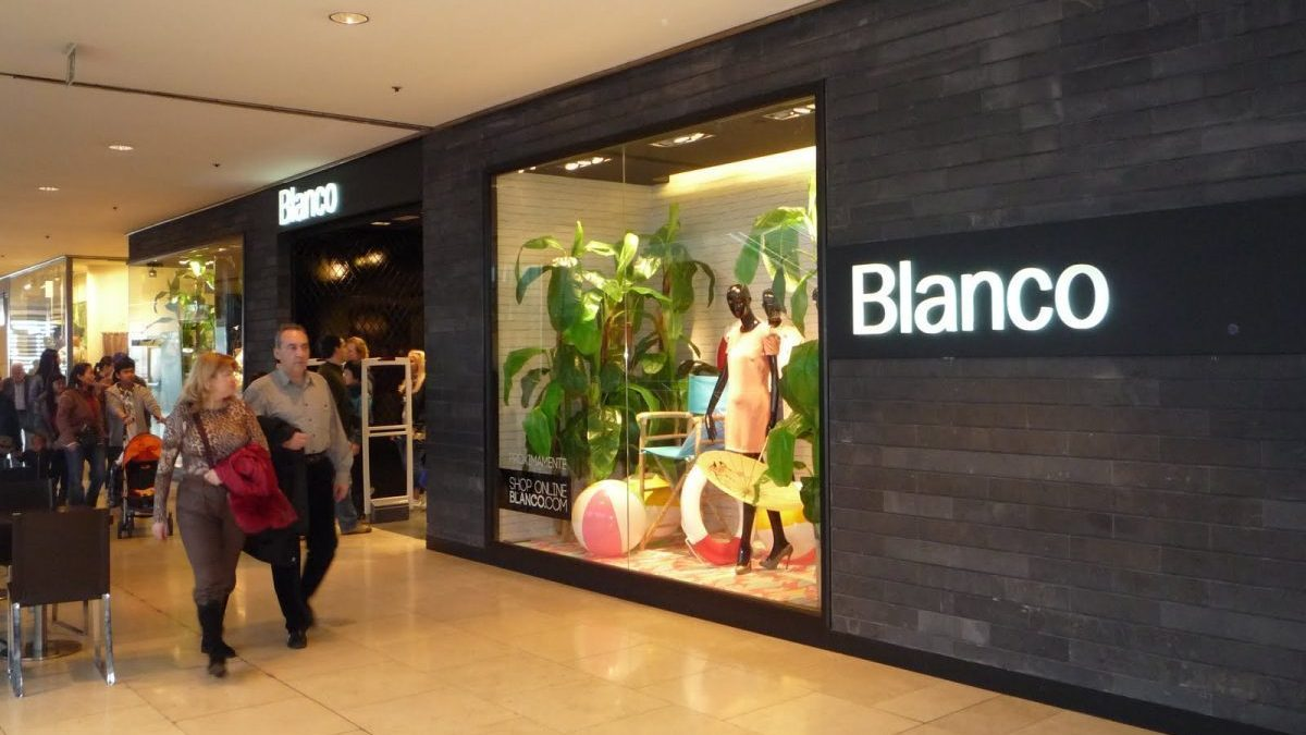 Tienda de Blanco