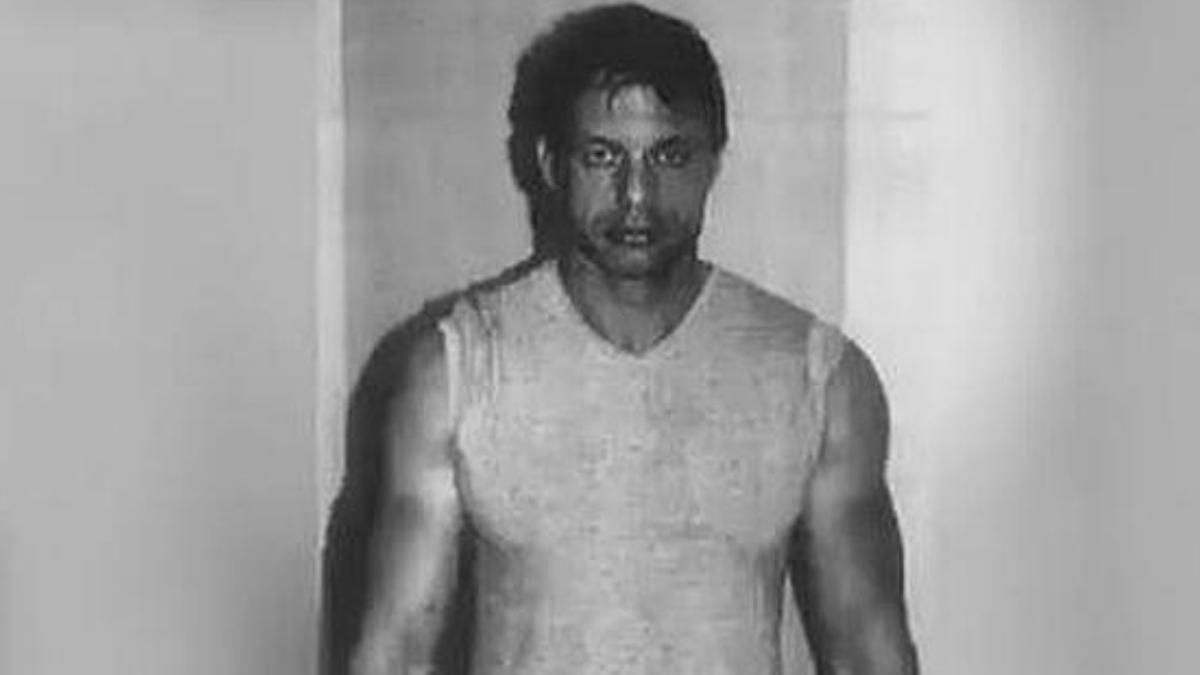 Antonio Ortiz, al que se conoce con el sobrenombre del pederasta de Ciudad Lineal. ARCHIVO