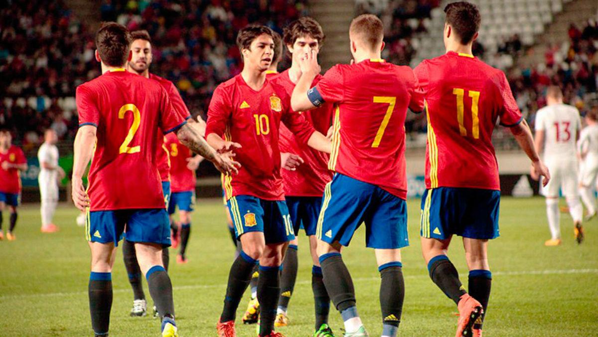 España – Alemania: Partido de la final del Europeo Sub 21, en directo