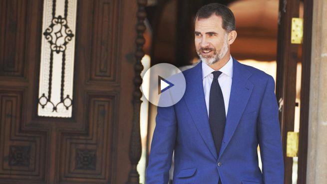 Felipe VI-Arabia Saudí-empresarios