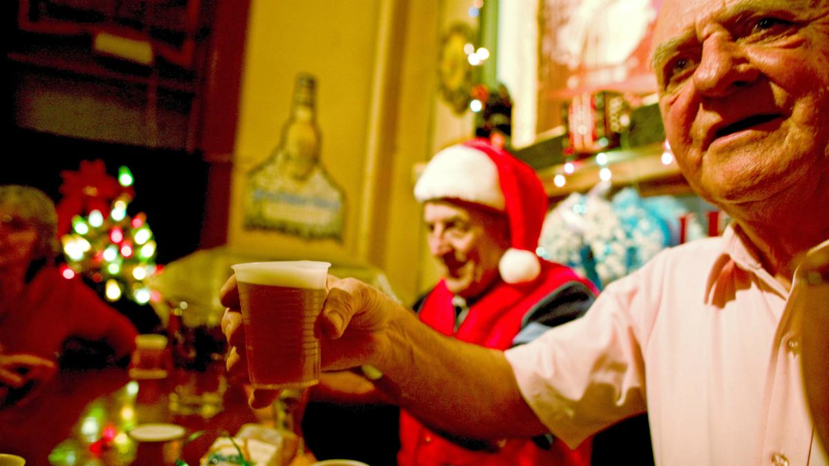 Fiesta Cerveza de la Navidad (Foto: Getty).
