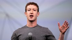 Mark Zuckerberg. (Foto: AFP)