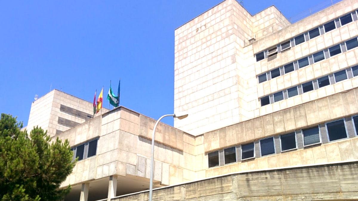Imagen del Hospital Materno Infantil de  Málaga en el que murió la bebé.