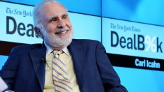 Carl Icahn, el multimillonario que apoyó a Trump (Foto: Getty)