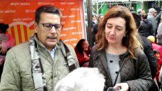 El portavoz de Ciudadanos en Hospitalet, Miguel García.