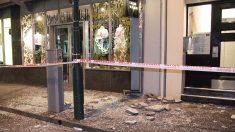 Destrozos causados por el terremoto den Nueva Zelanda (Foto: AFP)
