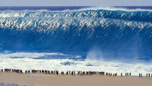 Descubre qué es y como se forma un maremoto