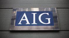 Logotipo de AIG. (Foto: Getty)