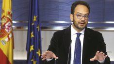 El portavoz del PSOE, Antonio Hernando (Foto: Efe)