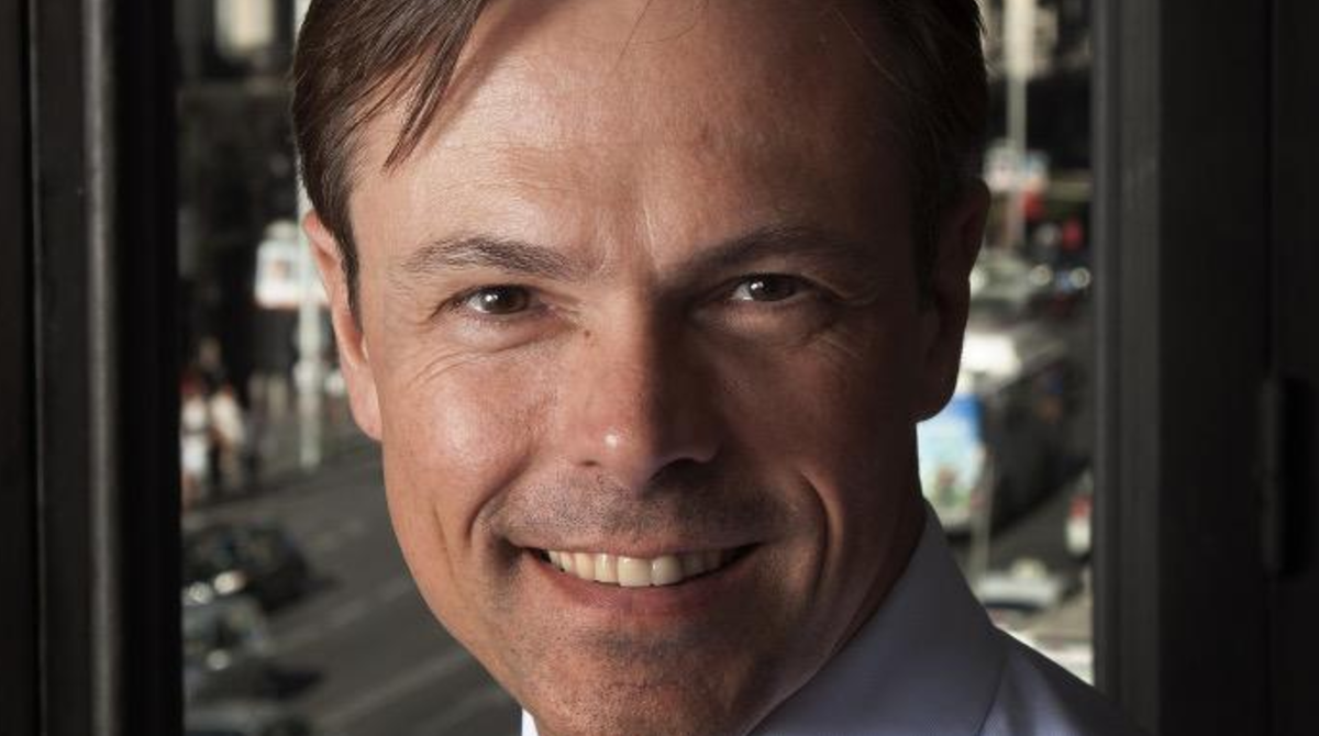 Martin Gruschka, fundador de Springwater (Foto: Springwater)