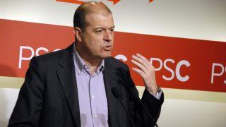 José Zaragoza, diputado del PSC en el Congreso.