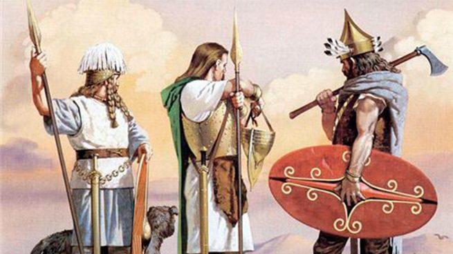 Resultado de imagen para celtas