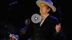 El músico estadounidense Bob Dylan. (Foto: AFP)