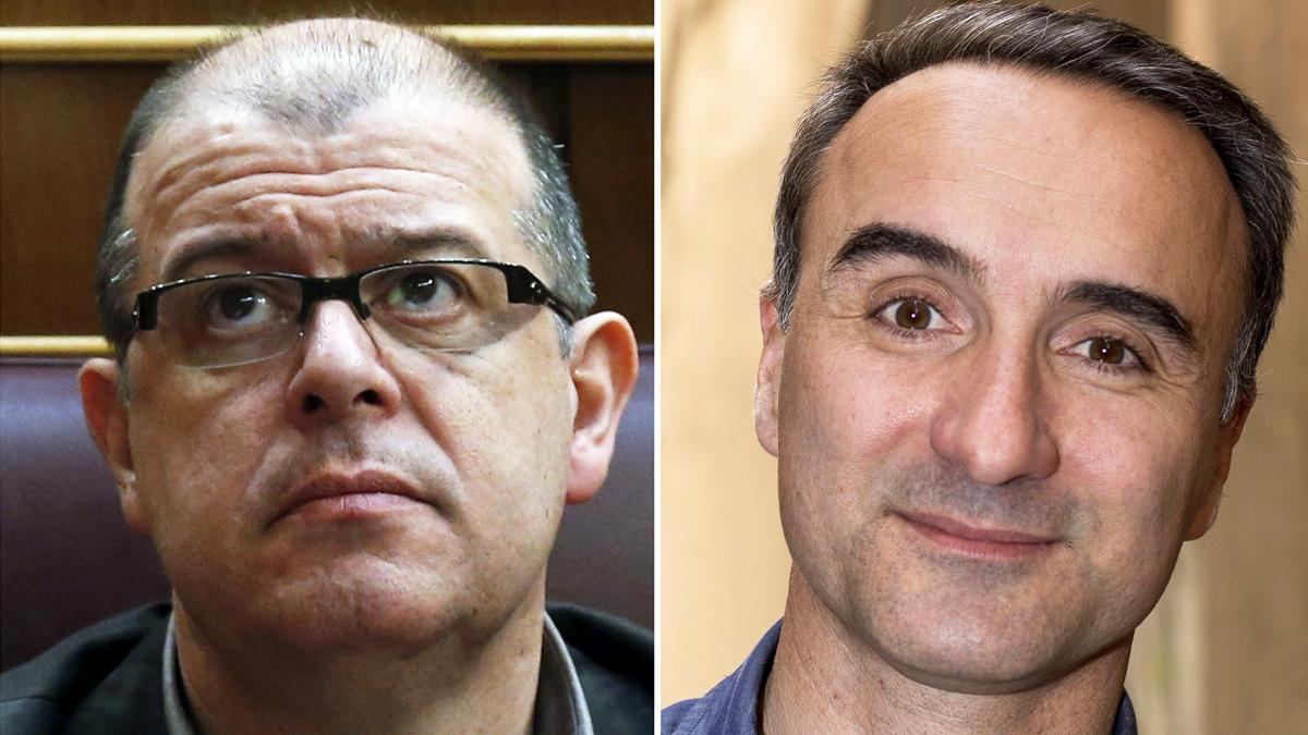 José Zaragoza y Pere Joan Pons. (Foto: EFE)