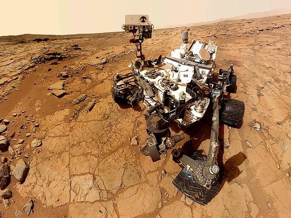 Los cinco descubrimientos científicos actuales más importantes - Vida en Marte