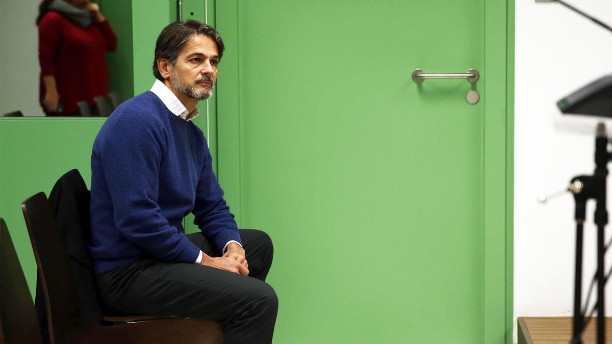 Oriol Pujol. (Foto: EFE)
