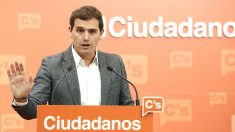 El líder de Ciudadanos, Albert Rivera (Foto: Twitter)