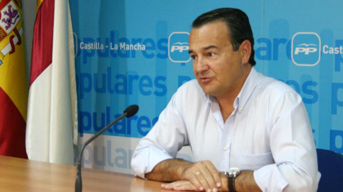 Agustín Conde, secretario de Estado de Defensa (PP).