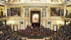 Vista del Congreso, en la Apertura de la XII Legislatura.