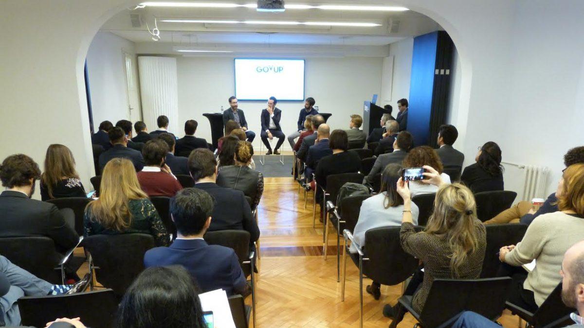 Presentación en Madrid de Govup. (Kreab)