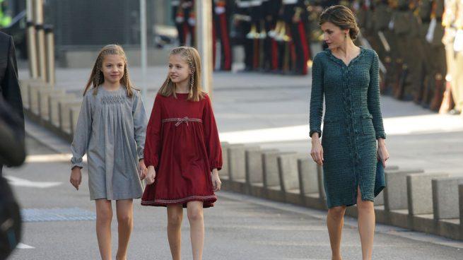 Las herederas a la Corona harán en septiembre su primera visita oficial a Asturias